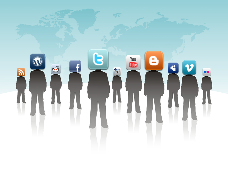 If Social Media Networks Were People – A Guide To Understanding Social Media Marketing